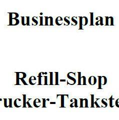Businessplan - Tinten-Refill-Shop
