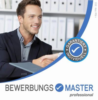 Bewerbungssoftware - Bewerbungsmaster 2022 (Vollversion)