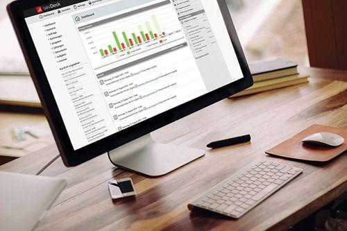 sevDesk - Professionelle Bürosoftware zur Fakturierung und Lagerverwaltung