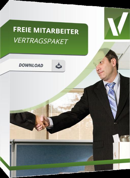 Vorteilspaket - Freie Mitarbeiter Vertragsmuster