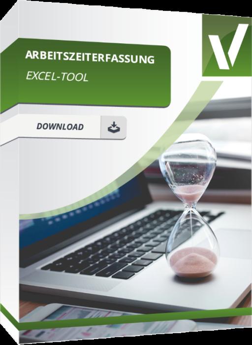 Excel-Arbeitszeiterfassung / Tätigkeitsnachweis