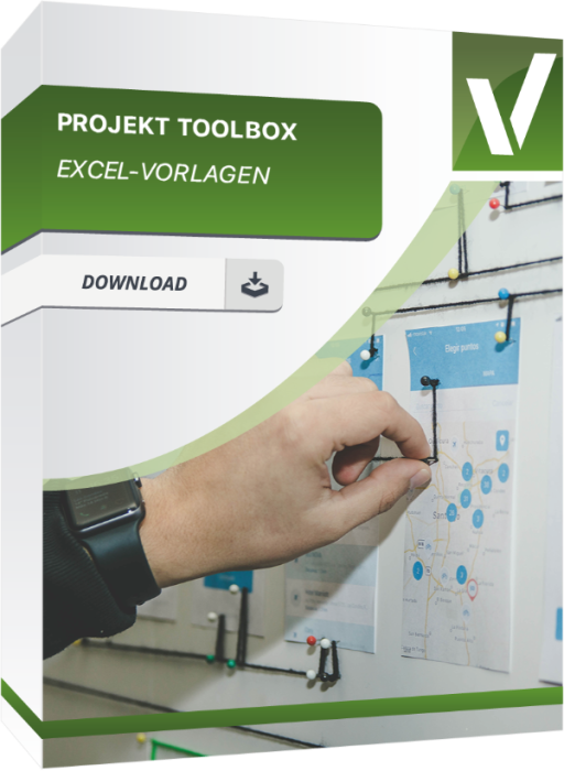 Projekt Toolbox – Excel-Vorlagen