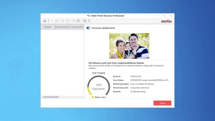 Stellar Information Technology Private Limited - Stellar Photo Recovery Professional Windows v10.0