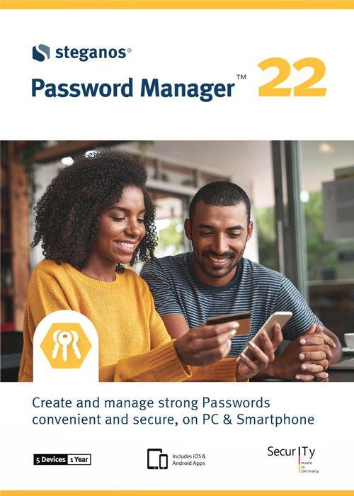 Steganos - Password Manager 22