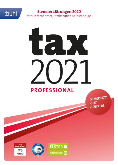 Buhl Data - tax 2021 Professional (Windows)