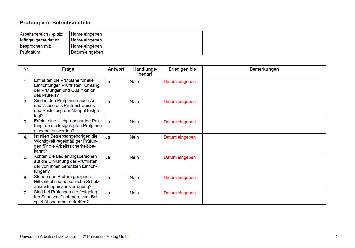 Avery Zweckform 2873e Formular Set Mietvertrag