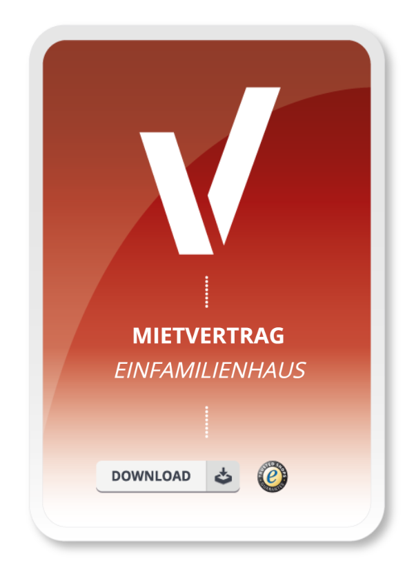Mietvertrag Einfamilienhaus Muster