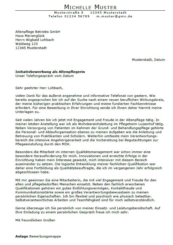 Bewerbungsanschreiben Vorlagen Muster 2021 Spirofrog