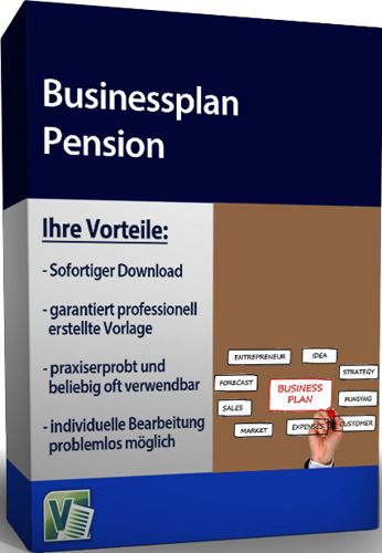 Businessplan - Pension
