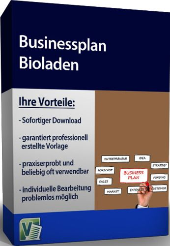 Businessplan - Bioladen