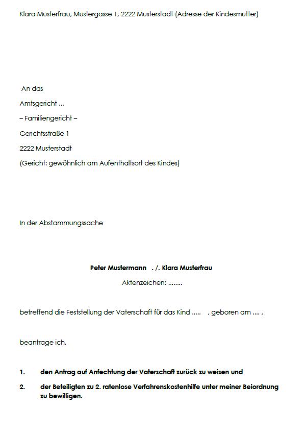 Stellungnahme Zum Gutachten Der Diplom System Familie 5