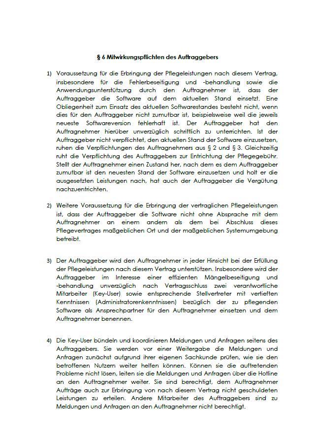 Muster Wartungsvertrag Pdf Huber Fenster 5