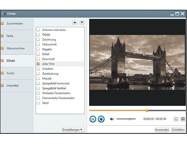 Produktbild zu Franzis Verlag - Quick Video Converter Ultimate