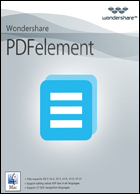 Produktbild zu Wondershare - PDF Element Mac