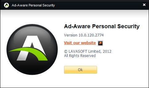 Produktbild zu Lavasoft - Ad-Aware Personal Security