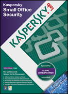 Produktbild zu Kaspersky - Small Office Security 2 - 10 PC + 1 Server - 1 Jahr