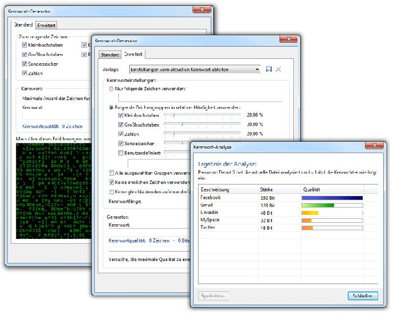 Produktbild zu ACEBIT - Password Depot Server 7 - 6 users