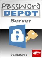 Produktbild zu ACEBIT - Password Depot Server 7 - 25 users