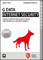 Produktbild zu GDATA Software - G Data Internet Security - 1 Jahr & 1PC