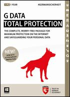 Produktbild zu GDATA Software - G Data Total Protection - 1 Jahr & 1 PC