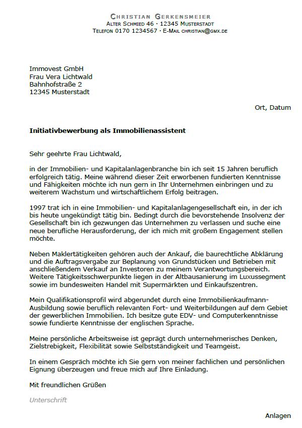 Immobilienkaufmann Kauffrau Berufsbild Bewerbung 12 11