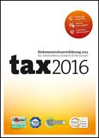 Produktbild zu Buhl Data - tax 2016