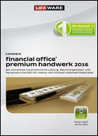 Produktbild zu Lexware - Financial Office Premium Handwerk 2016