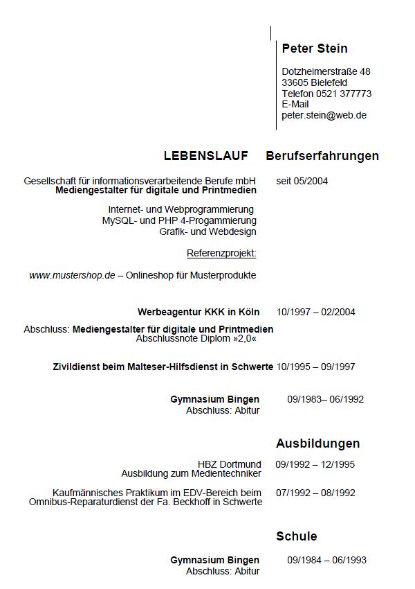 Bewerbung Spielmann Pages 1 2 Flip Pdf Download Fliphtml5 8