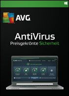 AVG International - AntiVirus 2016 2 Jahre 4 PC