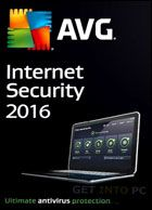 AVG International - Internet Security 2016 1 Jahr 4 PC