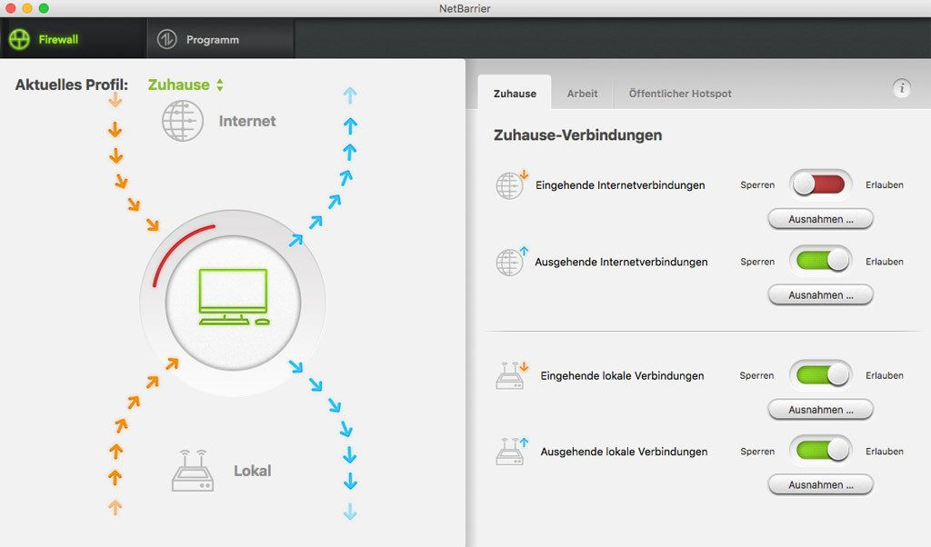 Produktbild zu Intego - Mac Internet Security X9