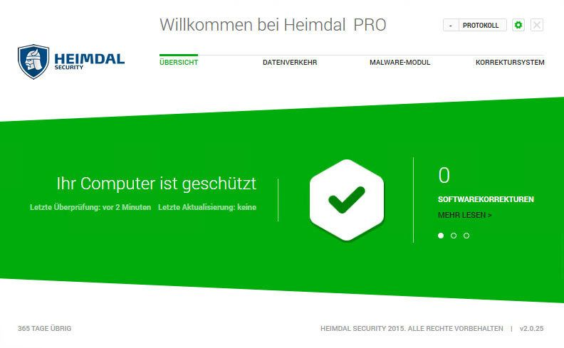 Heimdal Security - Heimdal PRO Family Edition 1 Jahr