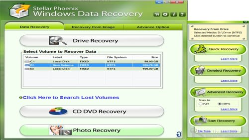 Stellar Information Technology Private Limited - Phoenix Windows Data Recovery V6.0 (Professional Edition)