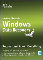 Stellar Information Technology Private Limited - Phoenix Windows Data Recovery V6.0 (Technician Version)