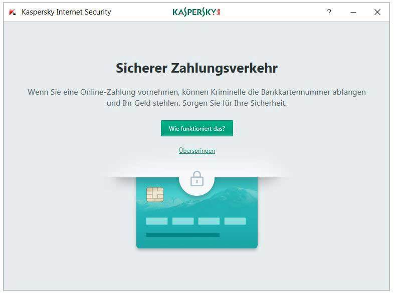 Kaspersky - Internet Security 2017 1 Jahr 1 PC