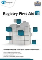 Avanquest DE - Registry First Aid 11
