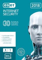 ESET. - ESET Internet Security 2018 Edition 1 Jahr 3 PC