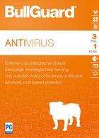 Avanquest DE - Bullguard Antivirus 2018 - 1 Jahr 3 PC