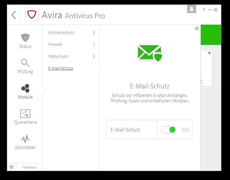 AVIRA - Total Protection Plus 2018 1 Jahr 3 PC