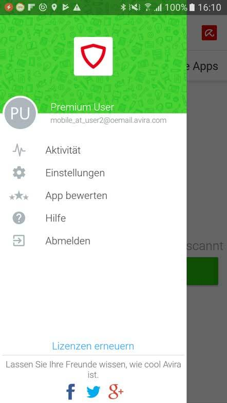 AVIRA - Total Protection Plus 2018 2 Jahre 3 PC