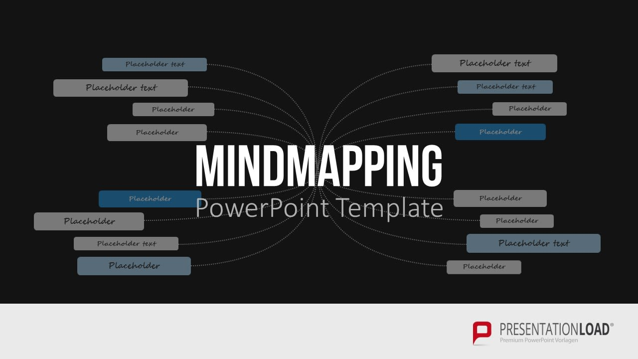Mindmapping - Powerpoint Präsentation