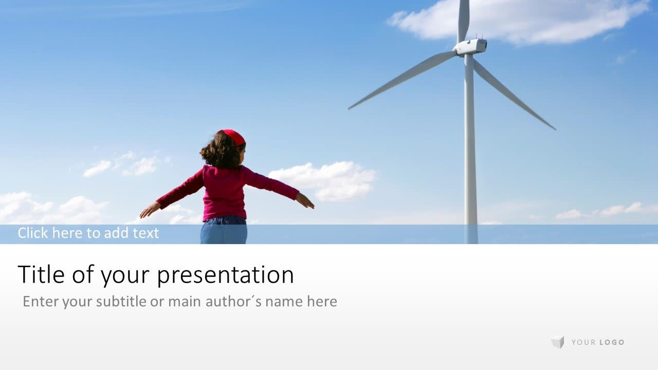 Powerpoint Präsentation - Erneuerbare Energien - Sofort-Download