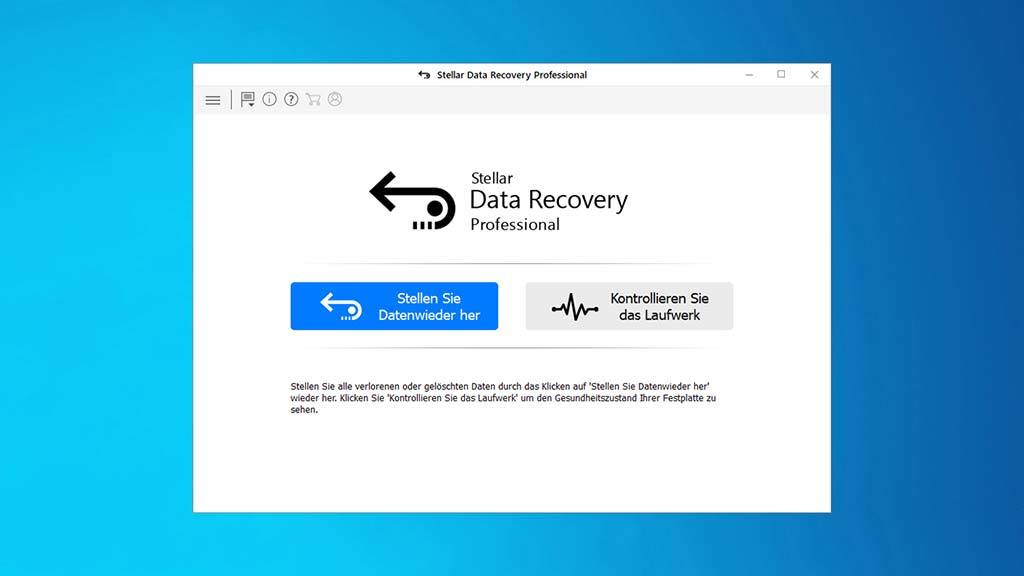 Stellar Information Technology Private Limited - Stellar Data Recovery Software Windows Professional