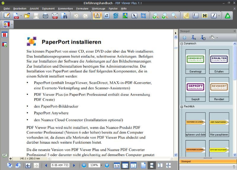 Nuance - PaperPort Professional 14.2