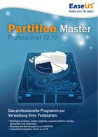 BHV Software - EaseUS Partition Master Professional 12