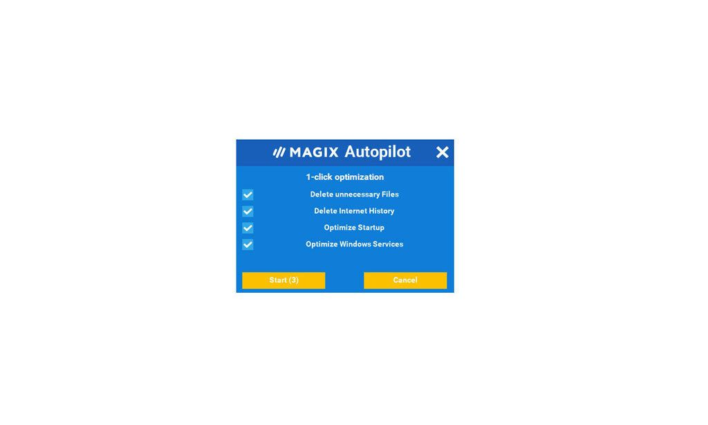 Magix - PC Check and Tuning 2020