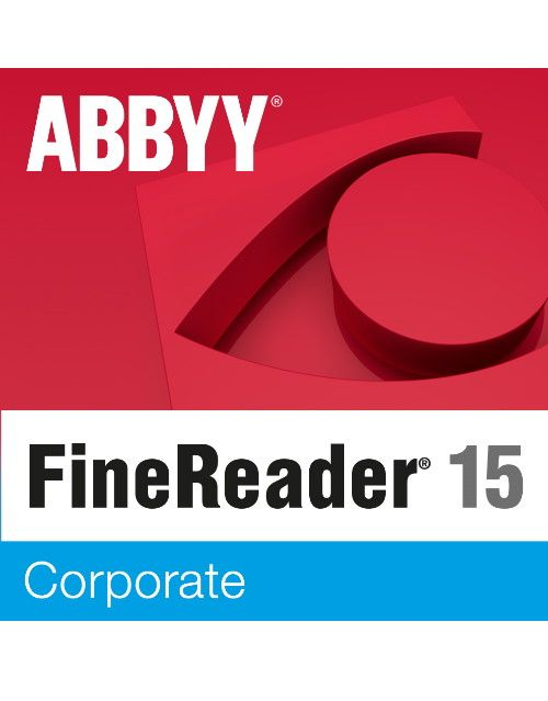 ABBYY -  FineReader 15 Corporate