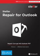 Stellar Information Technology Private Limited - Stellar Repair for Outlook Professional V10.0