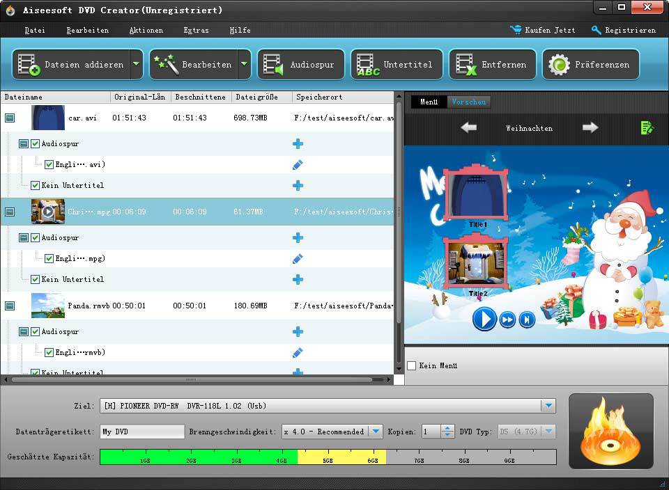 Aiseesoft - DVD Creator Unlimited