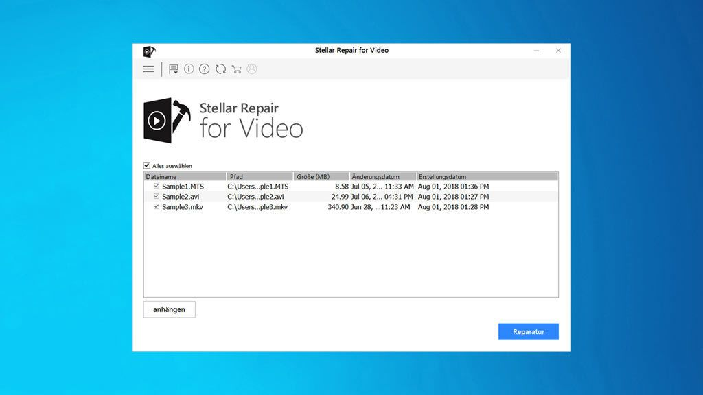 Stellar Information Technology Private Limited - Stellar Repair for Video V4.0